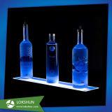 Glorifère de bouteille de vin acrylique LED, affichage Glorifier de bouteille