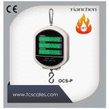 フルーツの記憶装置LCDの表示の価格のスケール15kgのために重量を量ること