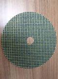 Engranzamento reforçado fibra de vidro da alta qualidade para a roda de moedura