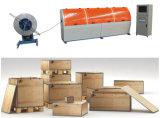접히는 합판 상자를 만들기를 위한 강철 지구 기계