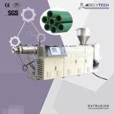 Hohe Leistungsfähigkeits-ausgegebener einzelner Plastikschraubenzieher für das Heiß-Kalte Gefäß-Produzieren des Wasser Supply&Gas&Dränage Rohr-PP/PE/HDPE/LDPE/PPR/Pert