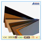 Comitato composito di alluminio di colore Tempo-Resistente con il rivestimento eccellente del PE PVDF