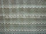 Filtro de ar grosseiro do engranzamento do metal do Gh, filtros de engranzamento do fio
