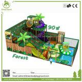 Thema van de wildernis gebruikte de Kleine Apparatuur van de Speelplaats van Kinderen Commerciële Binnen