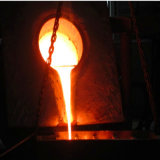 Manufatura de aço da fornalha de derretimento da indução da freqüência média em China