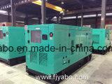 Leises Opentype Dieselgenerator-Set Ricardo-80kw