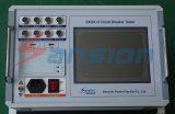 12 Kanal-automatisches Hochspannungsschaltanlage-Sicherungs-Analysegerät