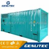 Industriële 800kVACummins Generator met 20FT de Geluiddichte Luifel van de Container