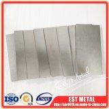 Plaques titaniques de la pente 5 ASTM B265 pour l'industrie