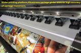 Impressora do solvente de Shanghai 1.8m Sinocolor Sj-740 Eco