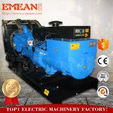 Электростанция трейлера генератора 110kVA двигателя Рикардо тепловозная