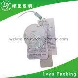 Kundenspezifische Drucken-Kleidungs-Papier-Fall-Marke