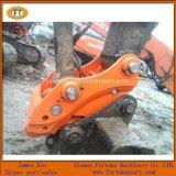 Rápidos hidráulicos das peças sobresselentes da máquina escavadora do Jcb Volvo de Kobelco Hyundai conetam