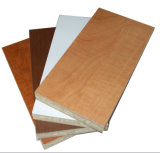 Furniture를 위한 2.5mm Plain MDF/Melamine MDF