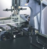 Коробка картона бумажная делая изготовление машины