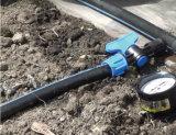 드립 테이프를 위한 정원 관개 적당한 연결관은 T 끈으로 엮는다