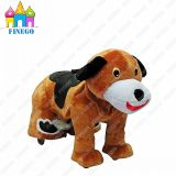 Playground Battery Operated Crianças Kiddy Electronic Running Animal Rider