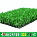 Erba artificiale piena per il campo atletico, tappeto erboso di Aritificial del banco