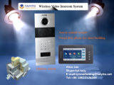 Memory incorporato Video Door Bell per Villas/Communitys/Buildings