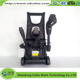 Dispositivo portátil de lavado de autoservicio para autos