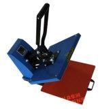 عادية ضغطة محارة حرارة صحافة آلة مع ساحب