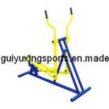 Addestratore trasversale ellittico della strumentazione di forma fisica di ginnastica