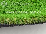 gazon de synthétique de 35mm pour le jardin ou l'horizontal (SUNQ-AL00060-2)