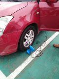 Bomba de ar portátil do metal do compressor de ar do carro 12V para o pneumático