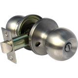 Stainless Steel Ball Knob Door Lock
