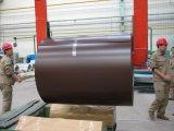 Польностью трудный или мягкий цвет покрыл стальную катушку, PPGI, Prepainted гальванизированную стальную катушку