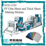 PP Film SheetおよびThick Sheet Making Machine