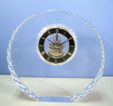 K9 Crystal Mini Desk Clock pour Business Gift MN5157
