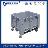 610 Liter Vented Pallet Bin für China