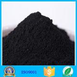 La proportion de bois léger a saupoudré le charbon actif