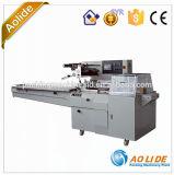 Máquina de empacotamento horizontal de alimentos congelados automáticos completos Ald-450W