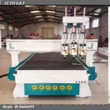 Máquina de gravura de cinzeladura de madeira do CNC da máquina do CNC de 3 eixos