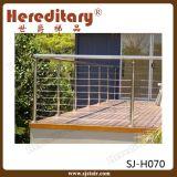 SUS 304# Edelstahl-Balustrade für Swimmingpool-Zaun (SJ-X1040)