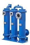 Compresor de aire de tornillo rotativo ventilador enfriador del viento