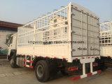 4X2 구동 장치형 또는 화물 바디 트럭을%s 가진 Sinotruk 상표 화물 트럭