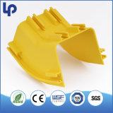 2016新しい設計されていた新しく物質的で黄色いダクトファイバーの配線管のファイバーダクトABS PVC