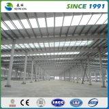 Taller de dos pisos ancho grande del marco de acero