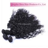卸し売りバージンの人間の毛髪のブラジルの自然な波の毛の束