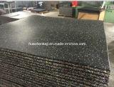 EPDM Recyceld goma gránulo pavimentadora / Tile
