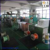 O PVC expulsou cabo de uma comunicação e equipamento e planta de fabricação do fio