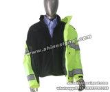 높은 시정 사려깊은 안전 방어적인 겨울 일 Parka 재킷