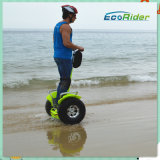 Green Energy Batterie au lithium Charge maximale 130kg Cross-country Smart Self Balance Stand up Scooter électrique avec des roues à grand terrain