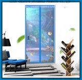 昆虫の磁気柔らかい網戸かマジック網目スクリーンのドア