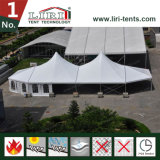 Mischung strukturiert grosse hohe Spitzen-Zelte für Ereignis-Partei und Hochzeit