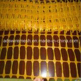 Glissière de sécurité en plastique de HDPE de qualité