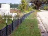 "14.5AWG 24"" and 36"" Wire Backed Silt Fencing"